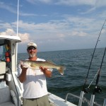 Captain John nice walleye