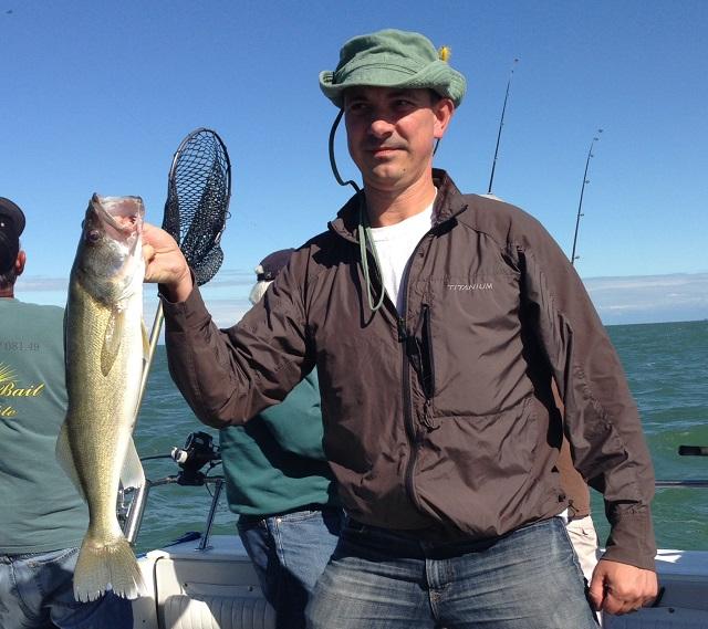 Lake Erie Perch Rod