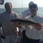 Lake Erie walleye fishing charter