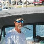 Captain John Stray Cat charter fishing Lake Erie Michigan