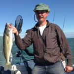 Lake Erie Walleye Fishing Monroe,MI
