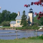 Ontonagon Lighthouse, Ontonagon Michigan