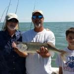 Lake Erie charter fishing Stray Cat Fishing Charter Lake Erie, Michigan