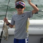Perch fishing charters Lake Erie aboard the Stray Cat